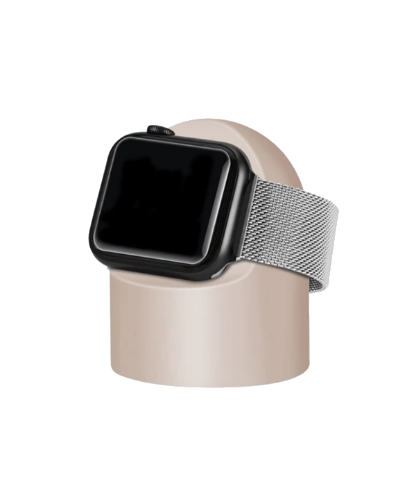 Ladestation für Apple Watch (Pink Sand)