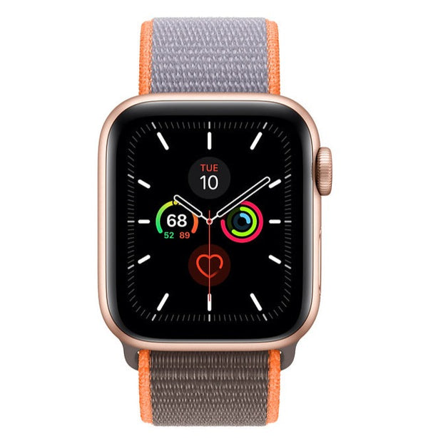 Sport Loop Vitamin C | Armband für Apple Watch (Braun)