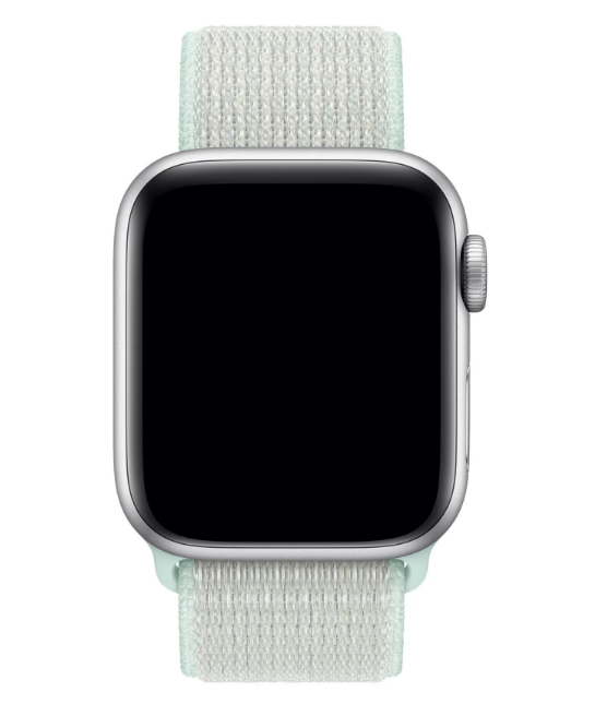 Sport Loop Teal Tint | Armband für Apple Watch (Grün)