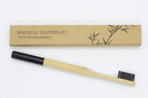 Biodegradable Bamboo Toothbrush