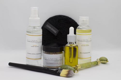 "Deluxe  ""All You Need"" Skincare Set"
