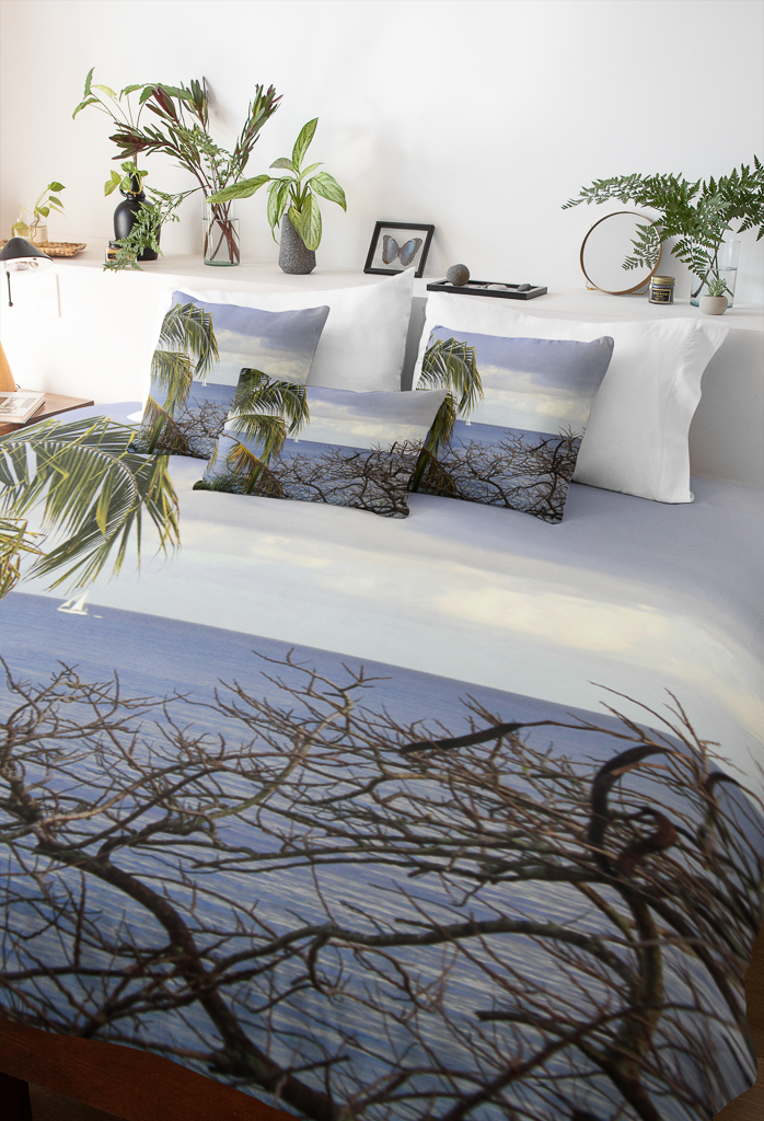 NEXT STOP: Exotic Duvet Covers. Let the travel in dreams begin!
