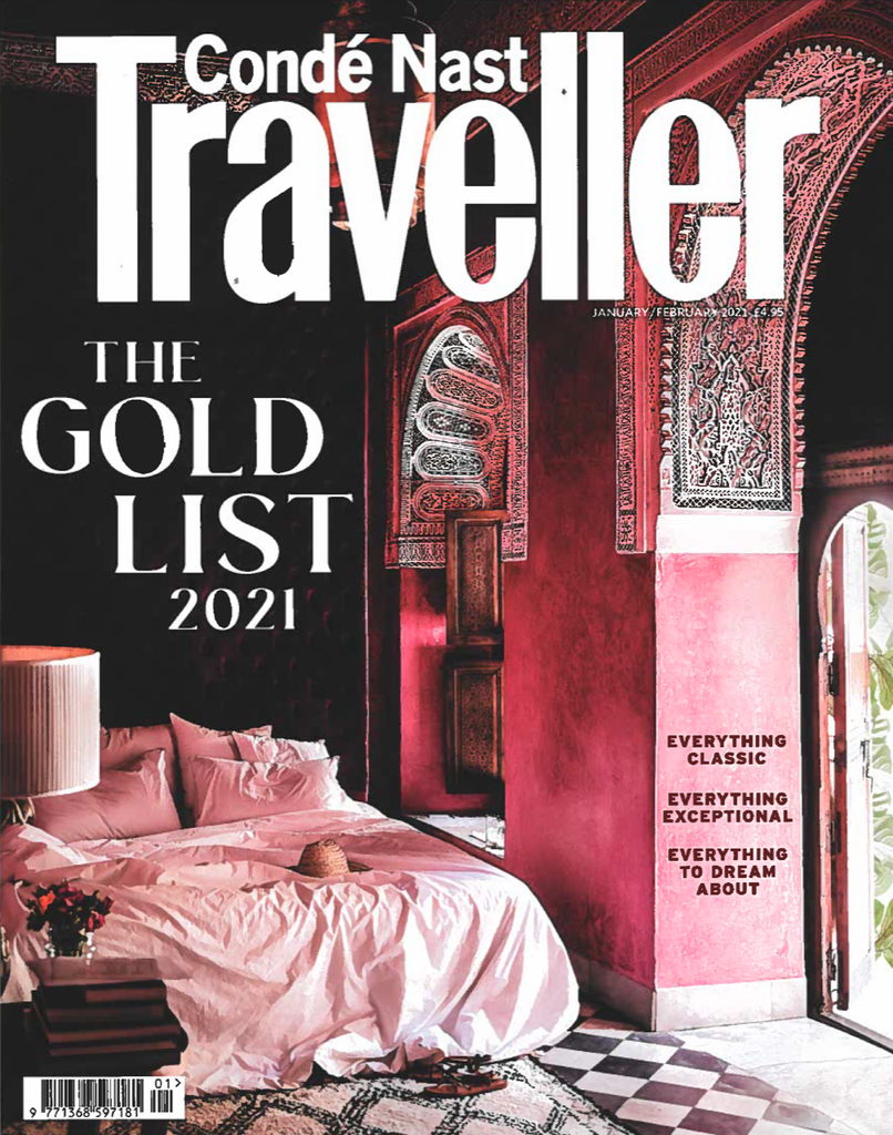 RaluFineArt in Conde Nast Traveller UK - January 2021 Issue