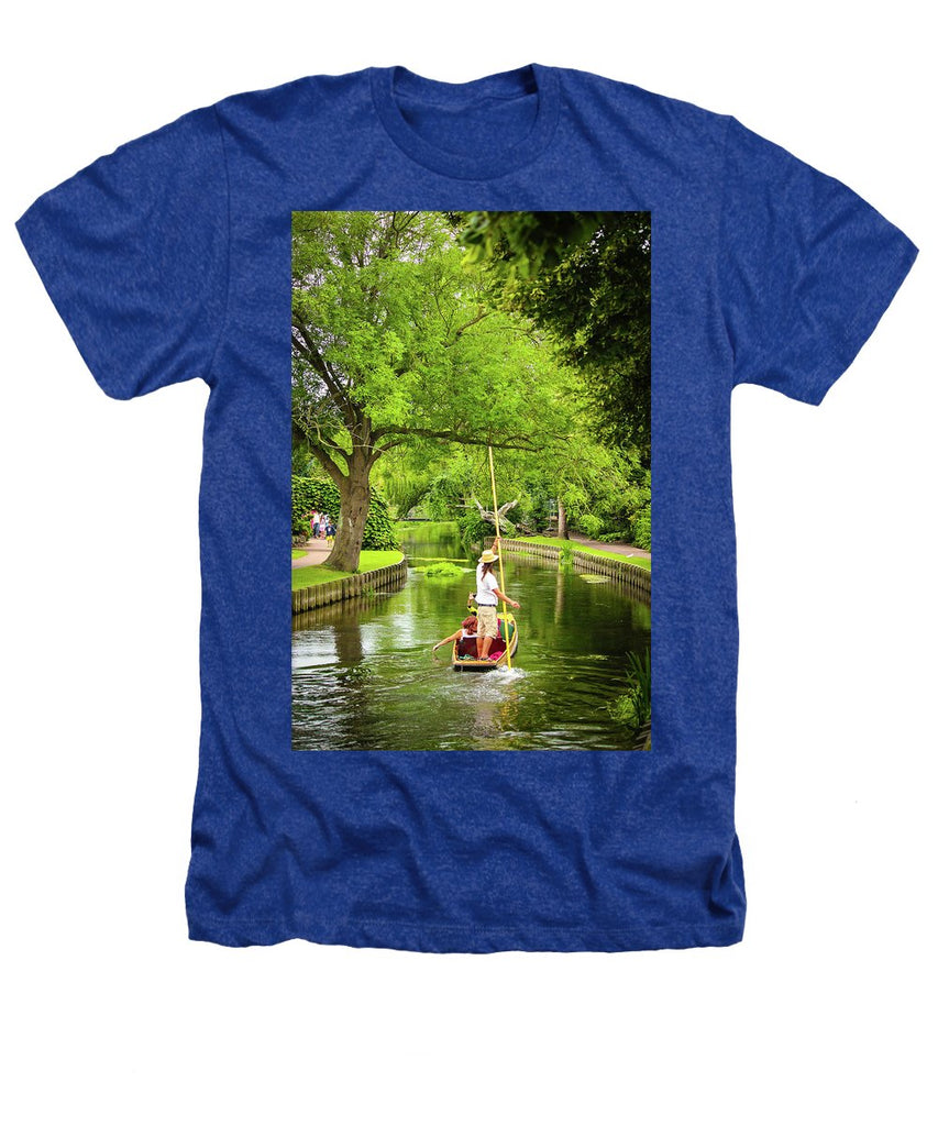 Gondola Ride Down The River - Heathers T-Shirt