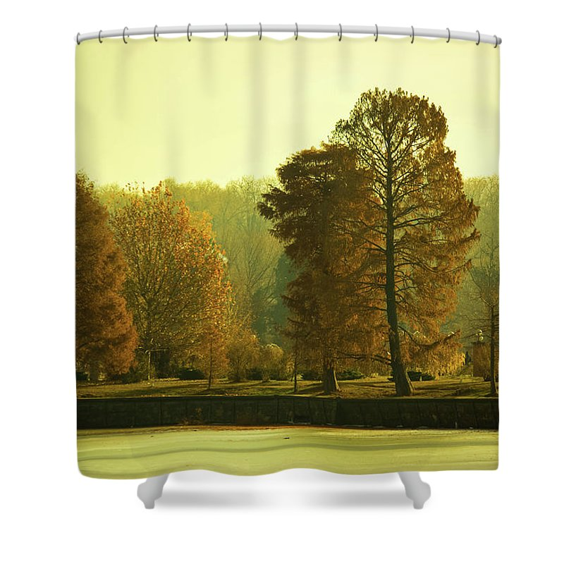 Nature Impressions - Shower Curtain