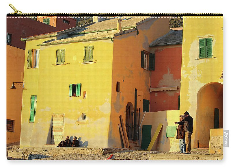 Under The Ligurian Sun - Carry-All Pouch