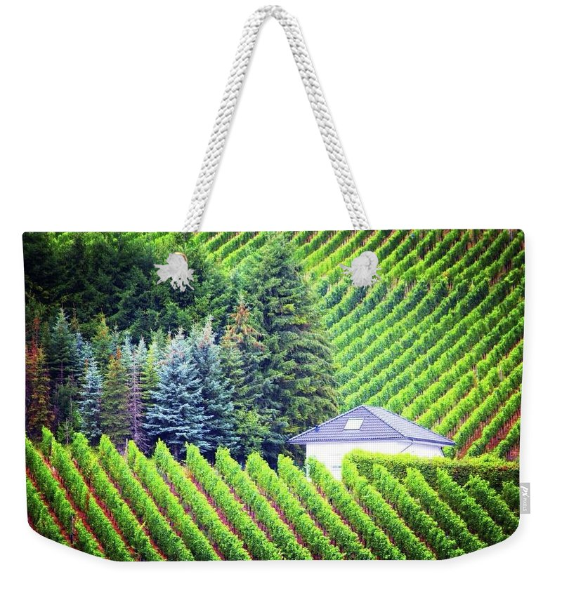 Vineyards  - Weekender Tote Bag