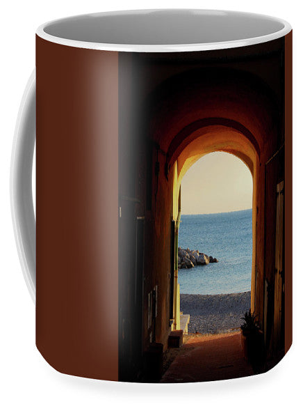 A Piece Of Liguria Coast - Mug