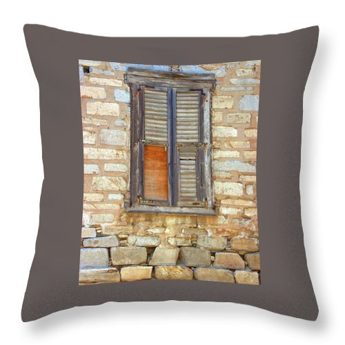 Abandoned Places - Throw Pillow