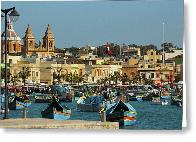 Amazing Malta - Greeting Card