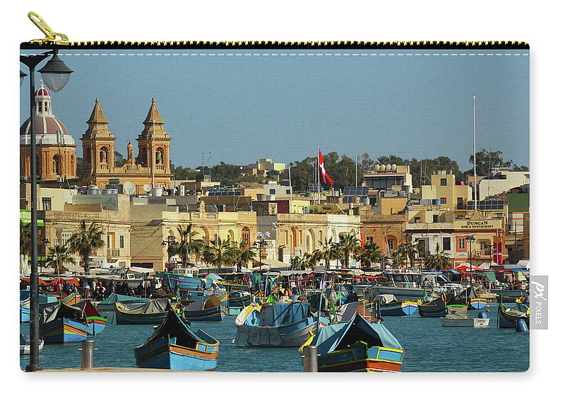 Amazing Malta - Carry-All Pouch