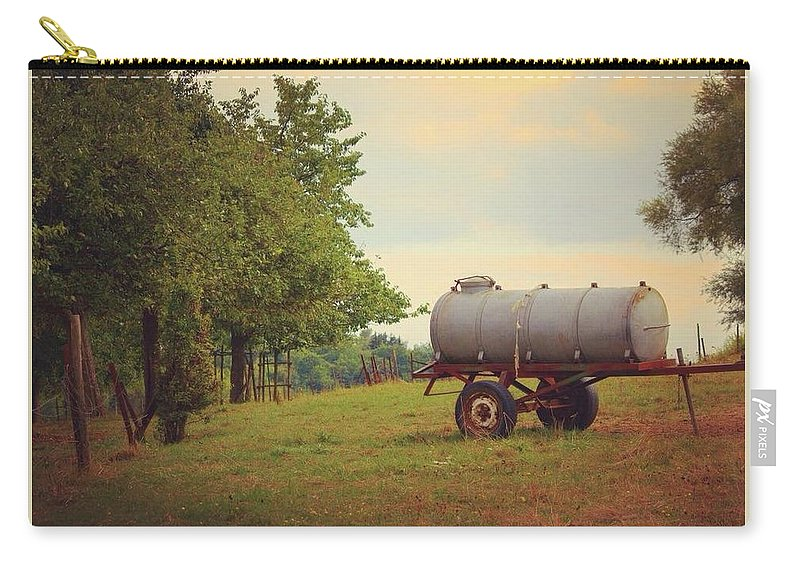 Autumn In The Countryside - Carry-All Pouch