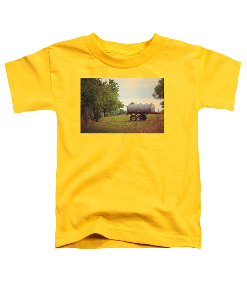 Autumn In The Countryside - Toddler T-Shirt