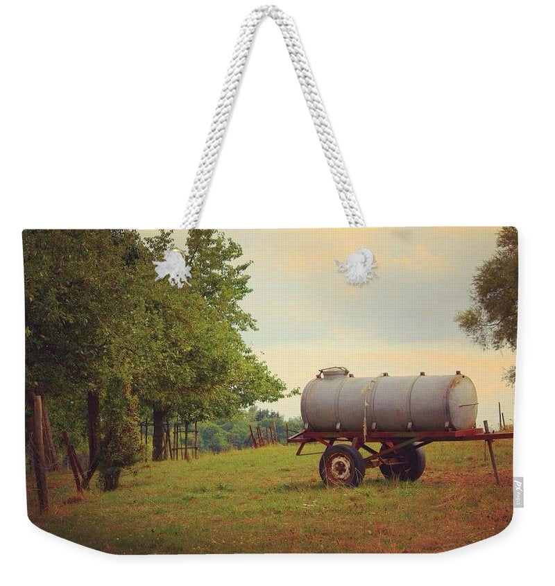 Autumn In The Countryside - Weekender Tote Bag