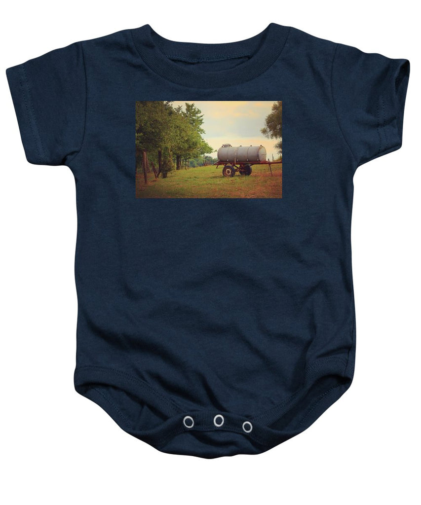 Autumn In The Countryside - Baby Onesie