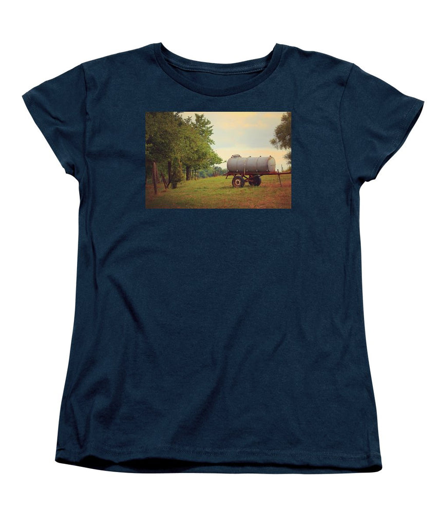 Autumn In The Countryside - Women's T-Shirt (Standard Fit)