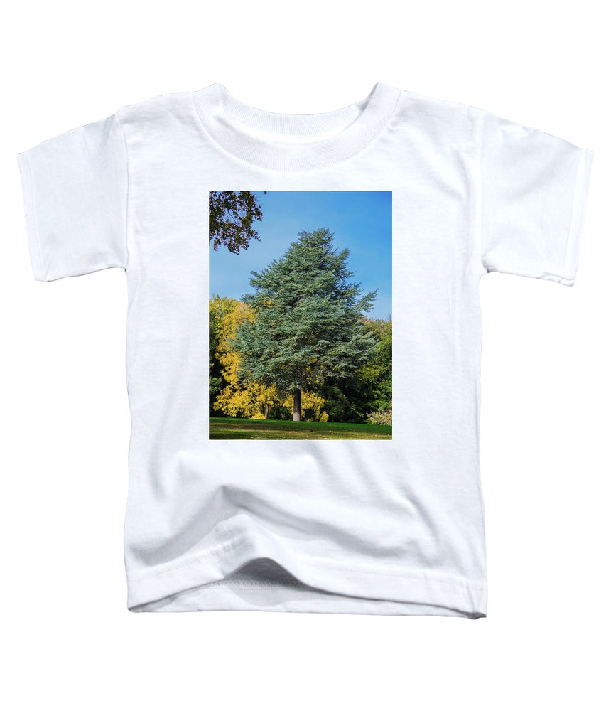 Autumn Leaf Color - Toddler T-Shirt