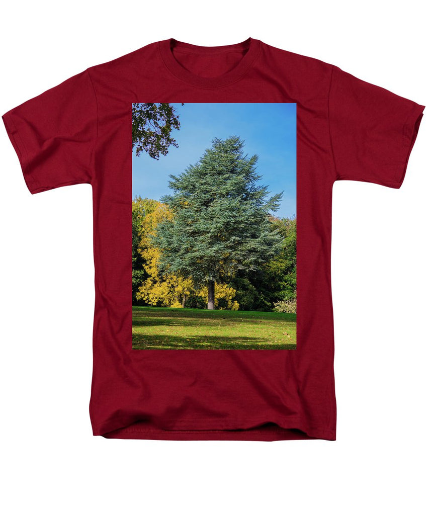 Autumn Leaf Color - Men's T-Shirt  (Regular Fit)