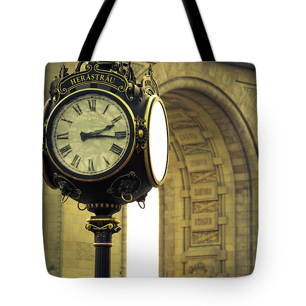 Back In Time 1459  - Tote Bag