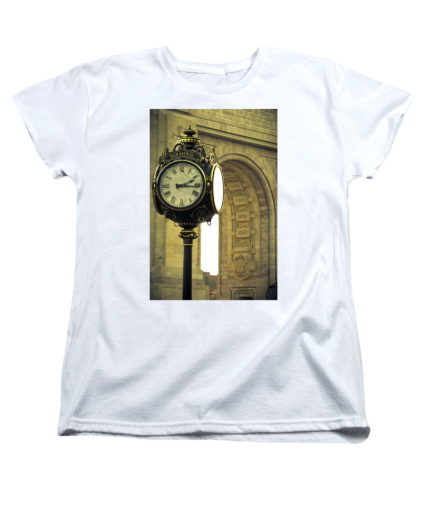 Back In Time 1459  - Women's T-Shirt (Standard Fit)
