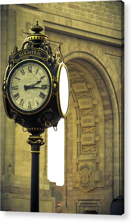 Back In Time 1459  - Acrylic Print