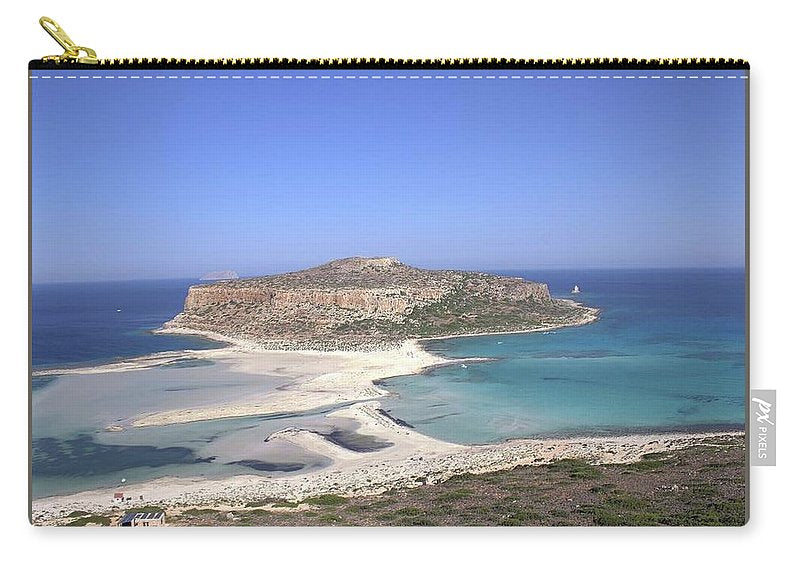 Balos Lagoon - Carry-All Pouch
