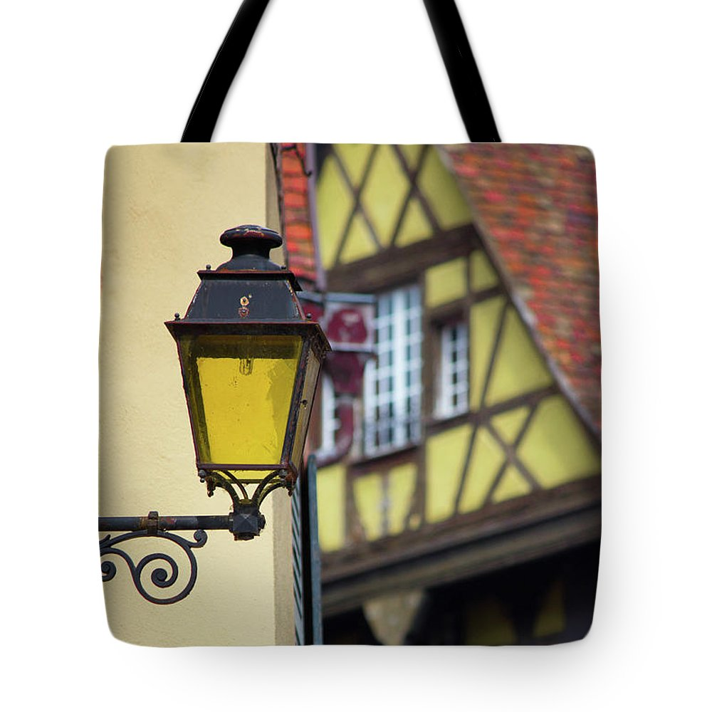 City Features Of Colmar - Tote Bag