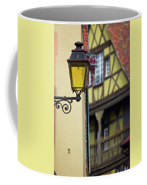 City Features Of Colmar - Mug