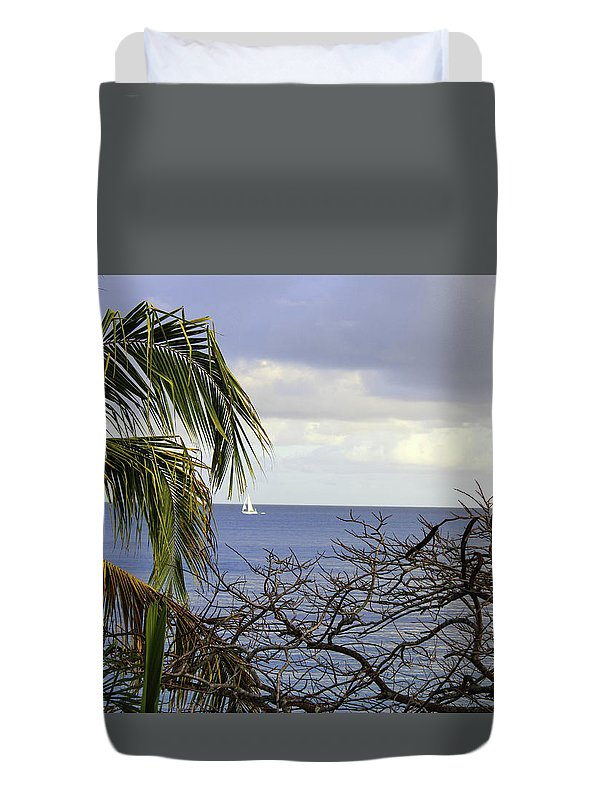 Cloudy Day  - Duvet Cover