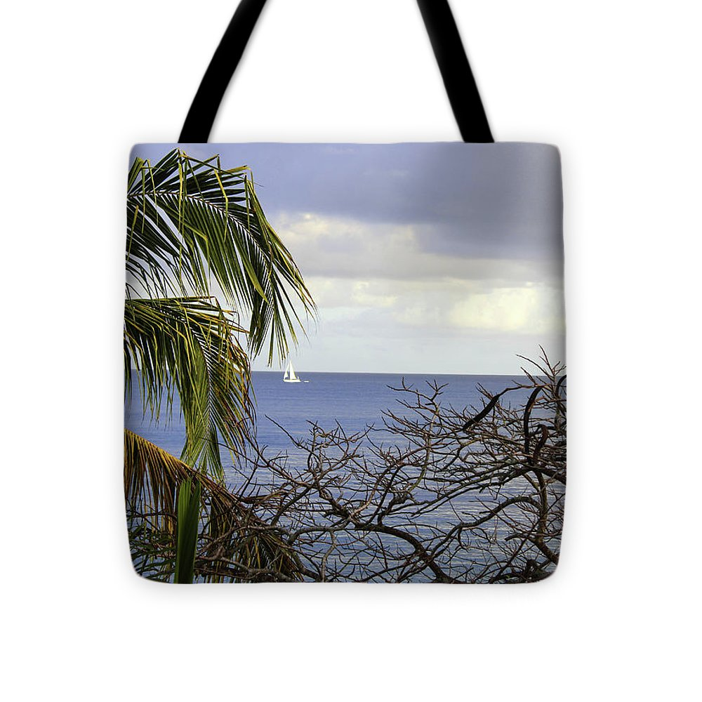 Cloudy Day  - Tote Bag