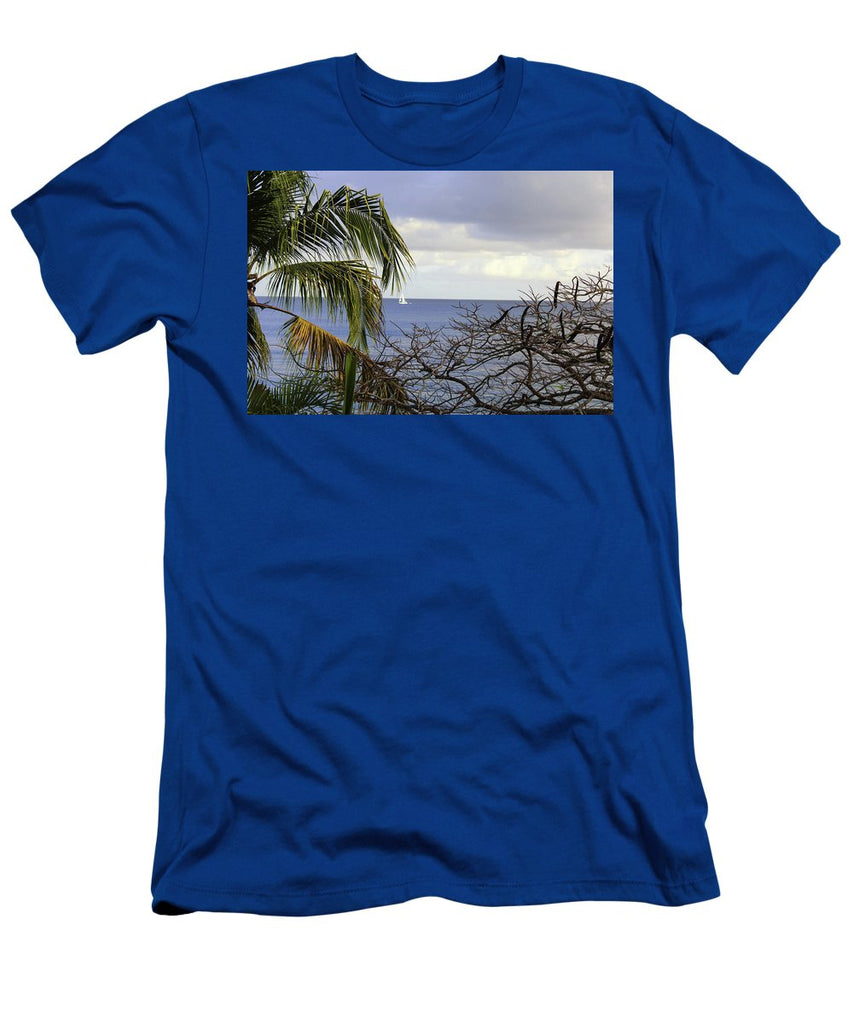 Cloudy Day  - Men's T-Shirt (Athletic Fit)