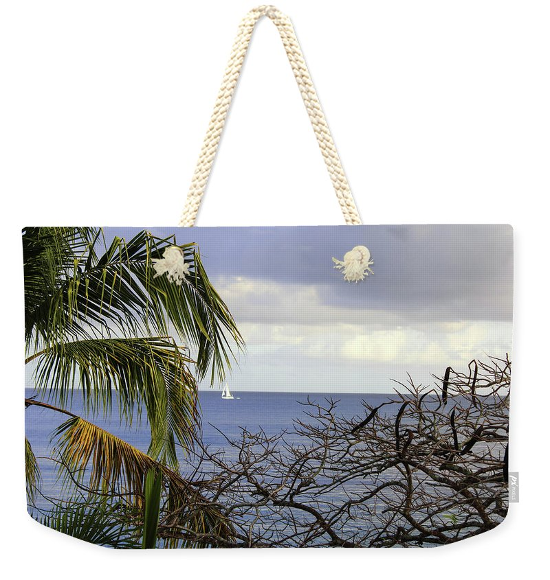 Cloudy Day  - Weekender Tote Bag