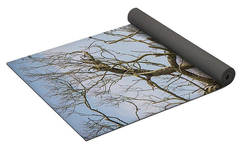 Countryside In Belgium - Yoga Mat