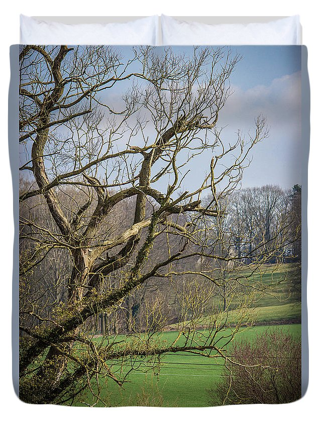 Countryside In Belgium - Duvet Cover