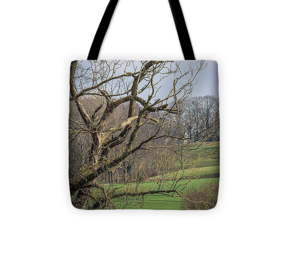 Countryside In Belgium - Tote Bag
