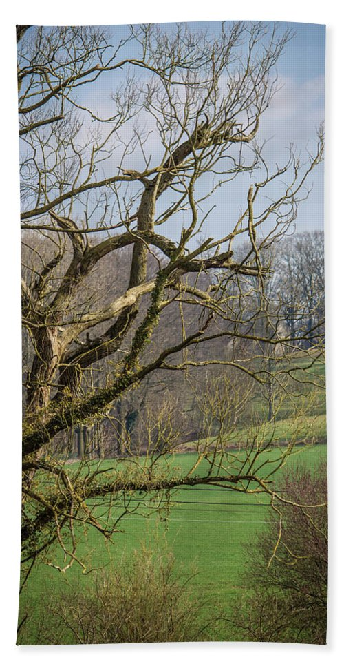 Countryside In Belgium - Beach Towel