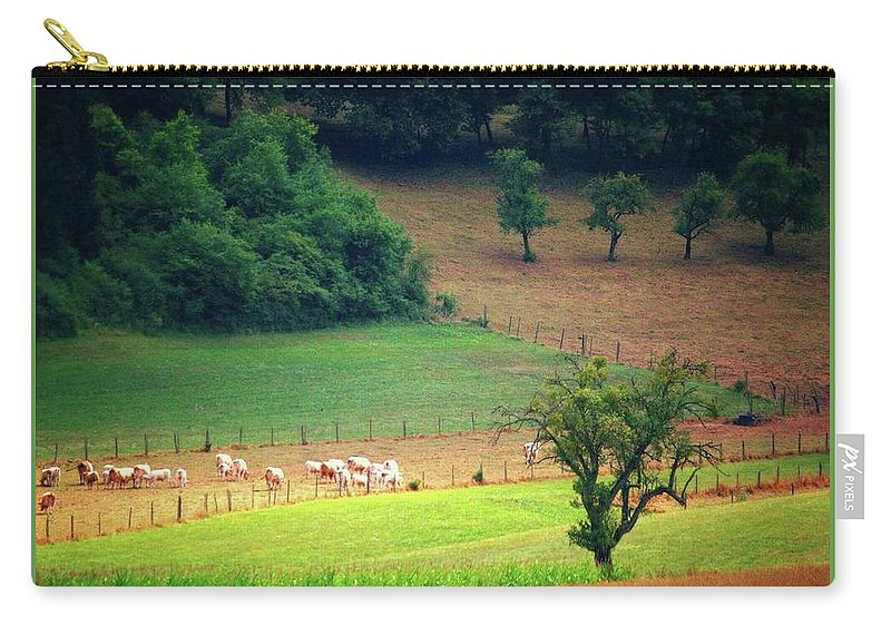 Countryside Landscape - Carry-All Pouch