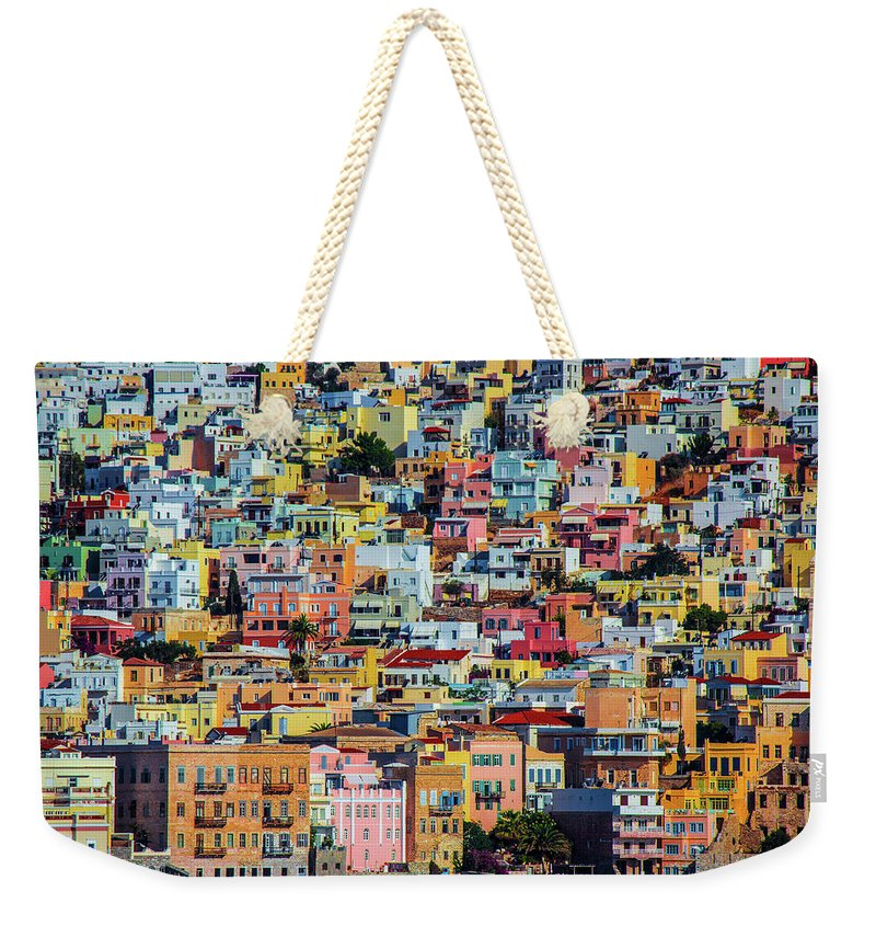 Cyclades Greece  - Weekender Tote Bag