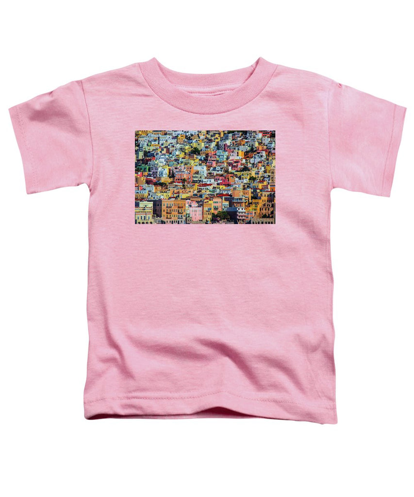 Cyclades Greece  - Toddler T-Shirt