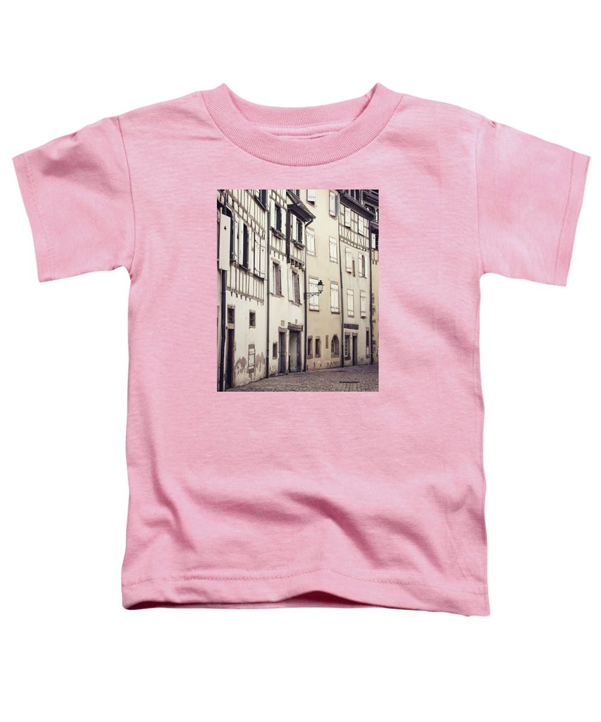 Empty Streets - Toddler T-Shirt