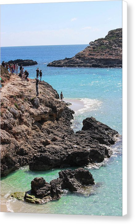 Fabulous Malta  - Canvas Print