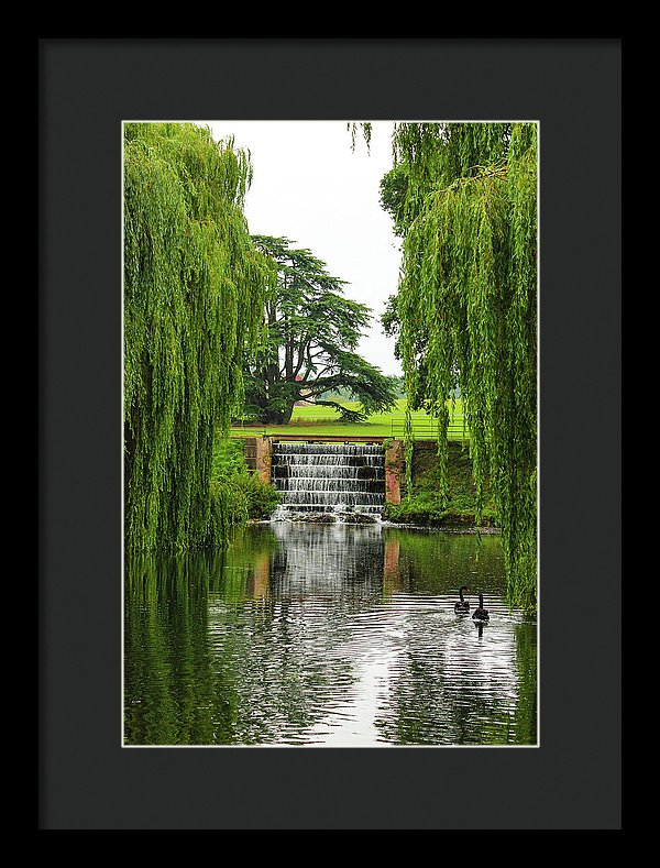 Fairy-tale View - Framed Print