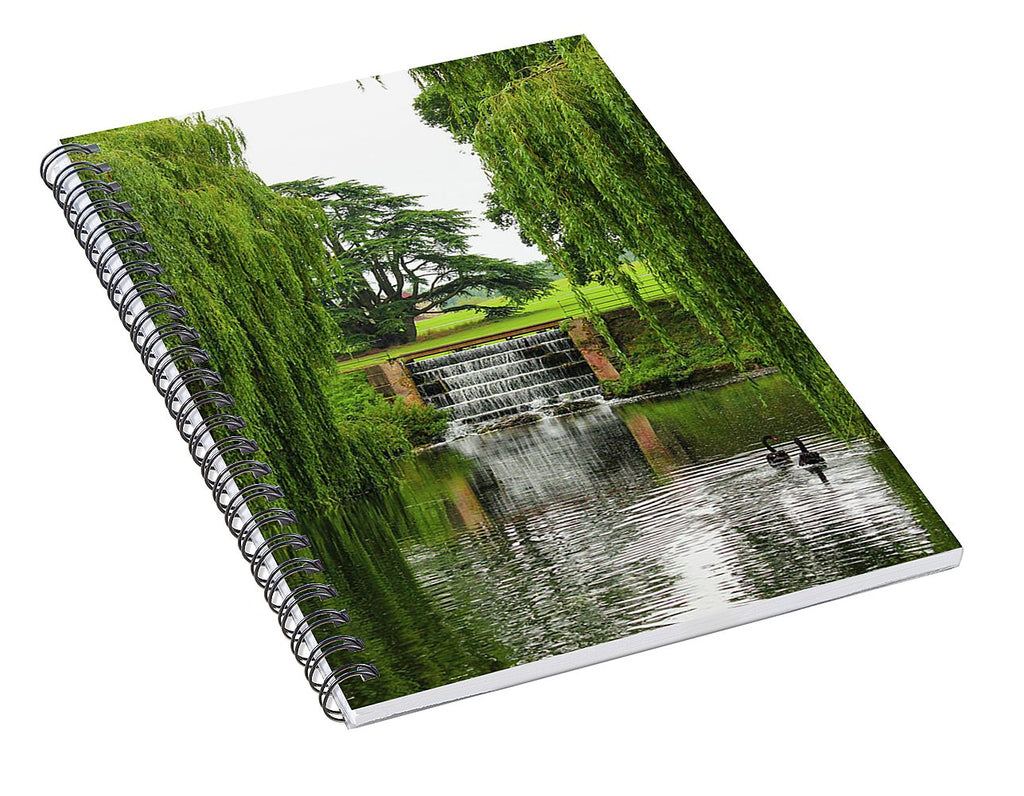 Fairy-tale View - Spiral Notebook