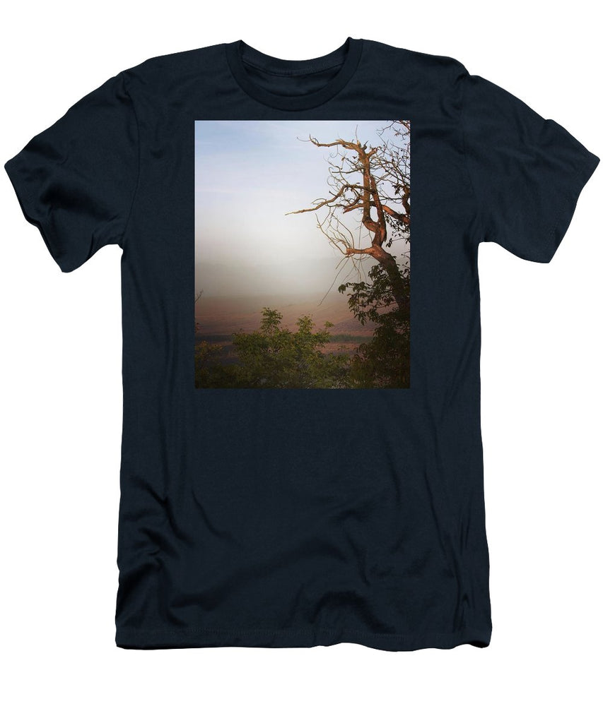 Foggy Morning - Men's T-Shirt (Athletic Fit)