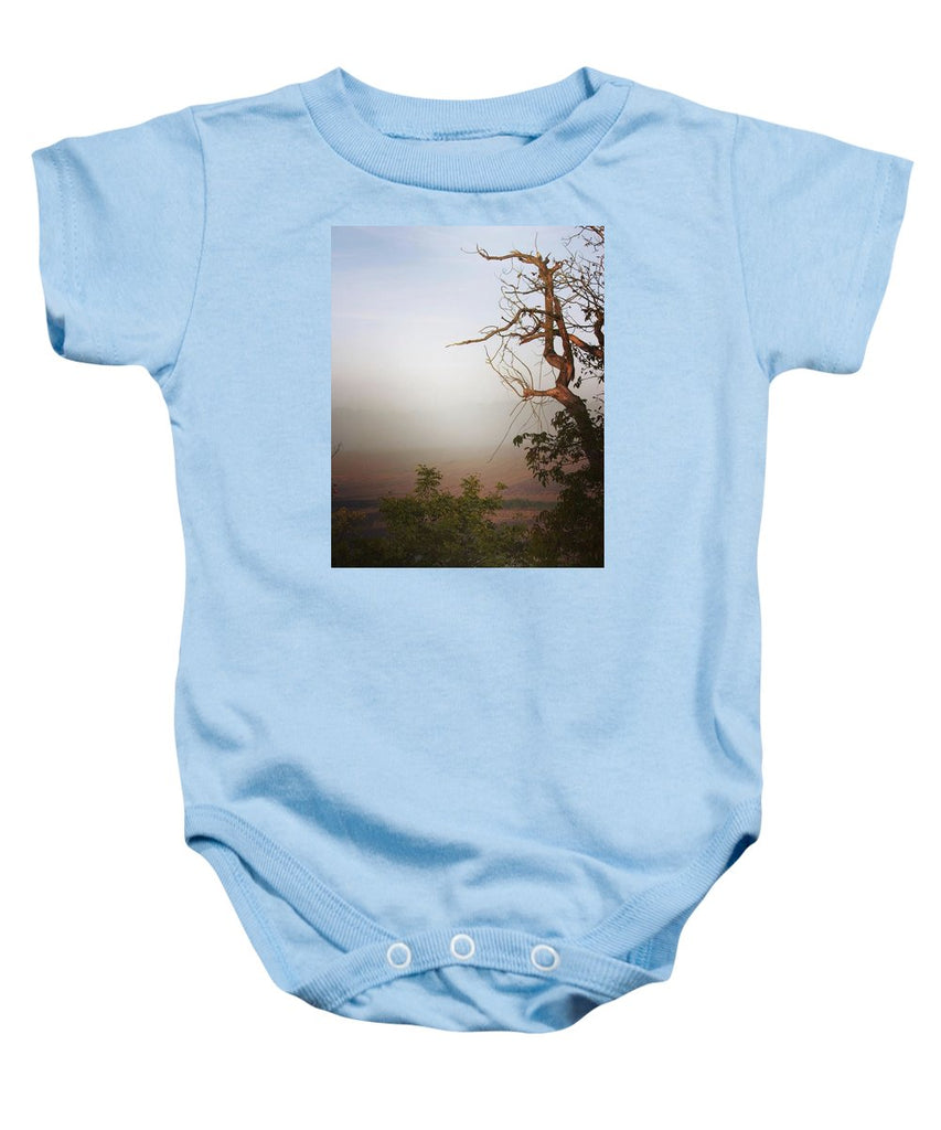 Foggy Morning - Baby Onesie