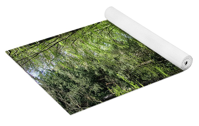 Forest Path - Yoga Mat