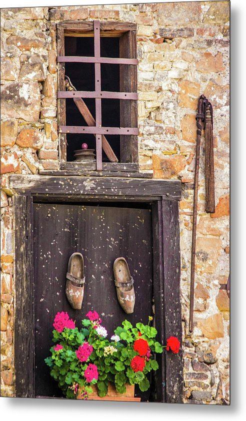 French Moments - Metal Print