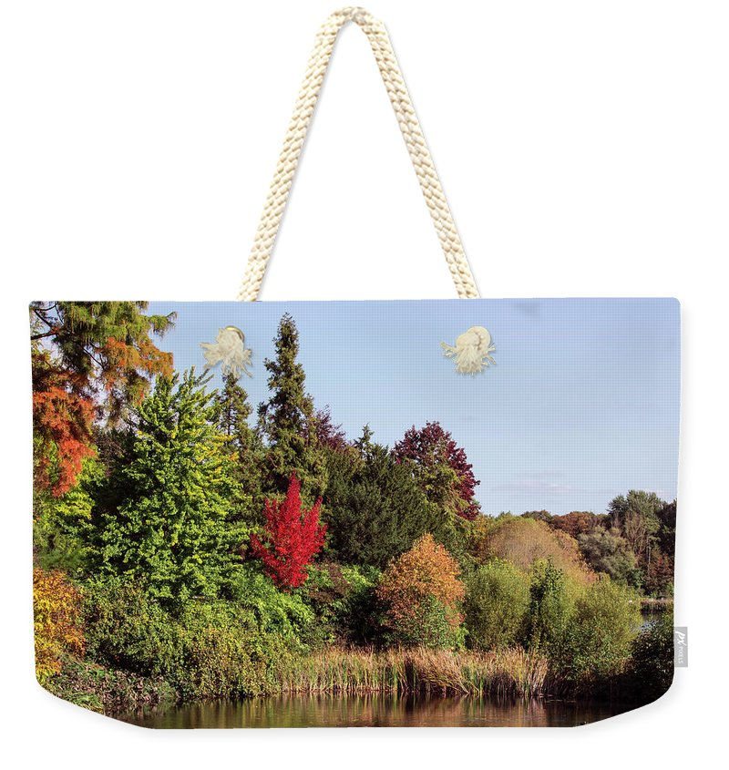 Like In The Wonderland - Weekender Tote Bag