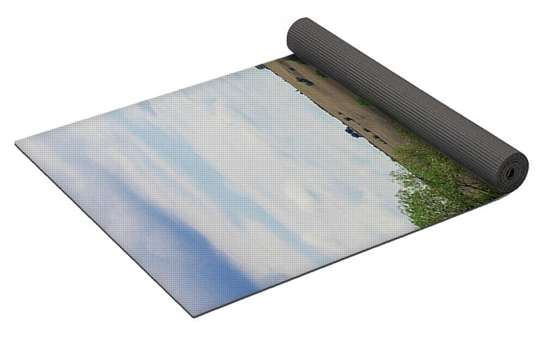 Luxembourg Countryside - Yoga Mat