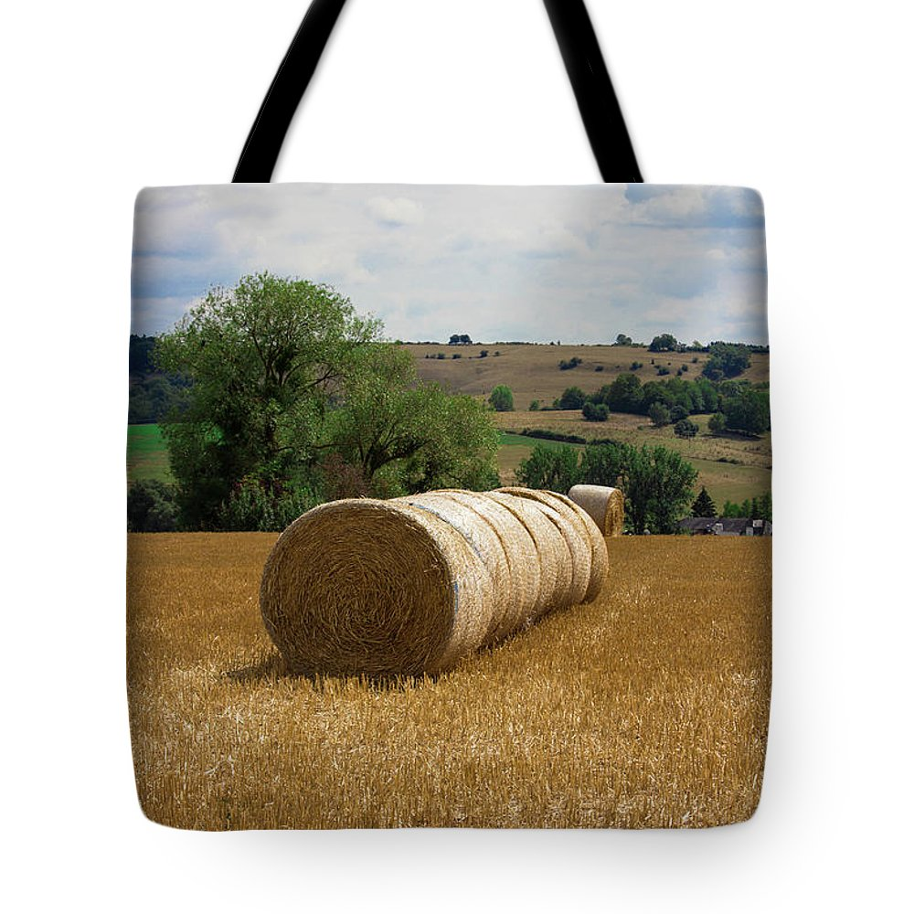 Luxembourg Countryside - Tote Bag